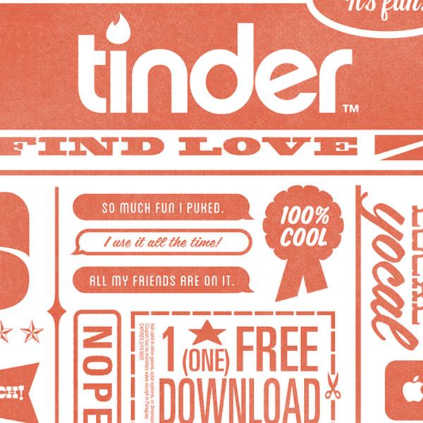 Tinder, Чемпионат мира 2014, соц. сети, На Кубке мира Tinder используют на 50% чаще