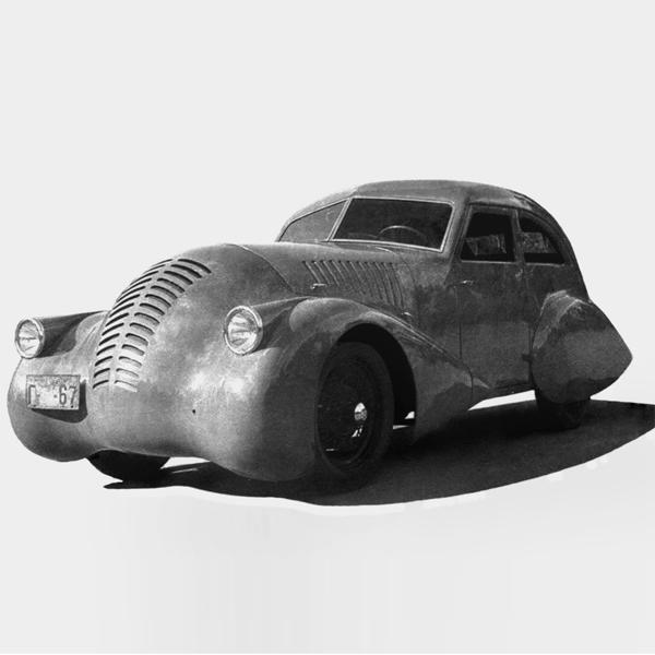 прототип, концепт, СССР, спорт-кар, транспорт, Самые странные советские концепты