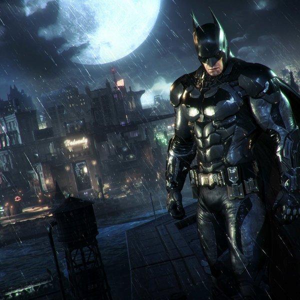 Batman, игра, фантастика, автомобиль, авто, автомобили, Обзор игры Batman: Arkham Knight