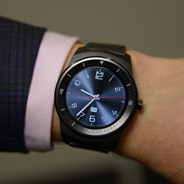 LG, Android, Android Wear, фитнес, спорт, часы, Обзор смарт-часов LG G Watch R