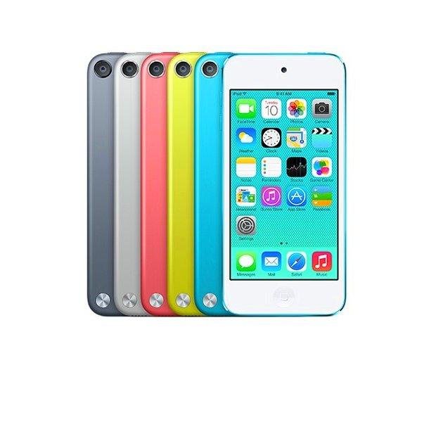 Apple,iPhone,iOS,iPod,смартфон,плеер, Apple официально представила новый iPod Touch