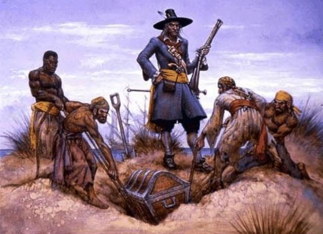 Знаменитые пираты, о которых должен знать каждый