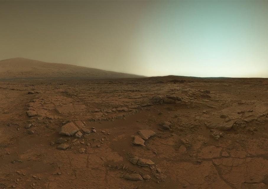 NASA,ESA,Марс,МКС,космос,планета,исследование,астрономия, Стоит ли людям лететь на Марс?