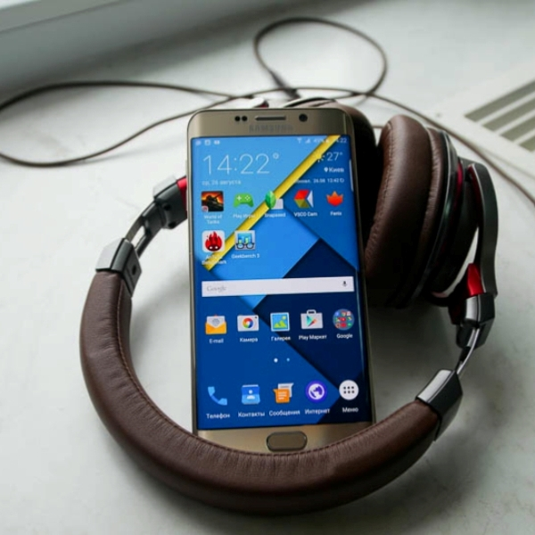 Samsung, Samsung Galaxy, Android, смартфон, То, что надо: обзор Samsung Galaxy S6 Edge Plus