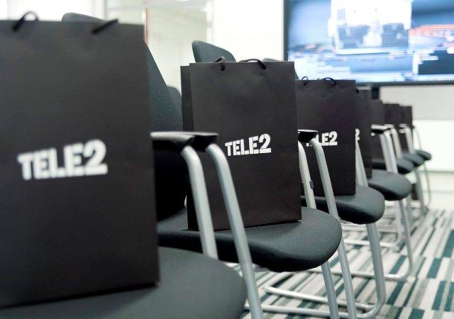 В Москве начинает работу оператор-дискаунтер Tele2