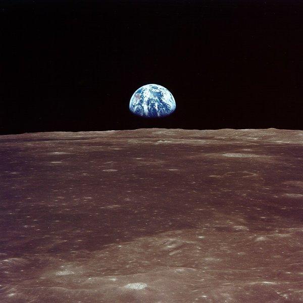 США, Россия, Марс, Солнце, космос, астрономия, телескоп, планета, исследование, Самые известные фотографии, отображающие эволюцию освоения космоса