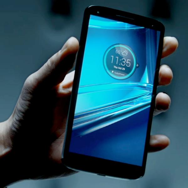 Motorola,Android,смартфон, Motorola Droid Turbo 2: секрет телефона с небьющимся дисплеем