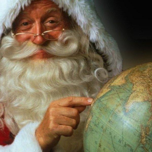 История, общество, культура, религия, еда, поп-культура, путешествия, отдых, туризм, Необычные новогодние традиции разных стран мира