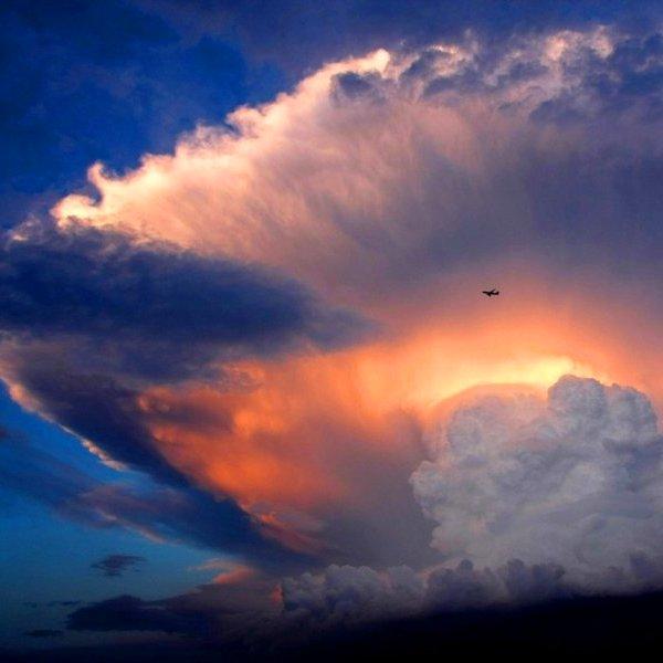 Земля, природа, погода, климат, планета, астрономия, Топ-7: самые редкие природные явления