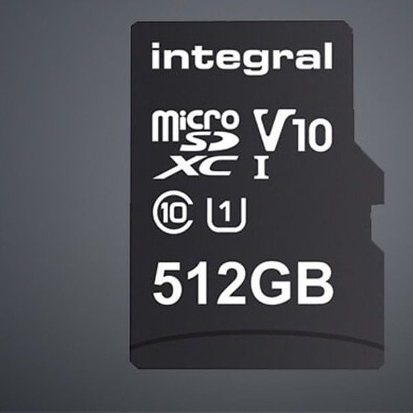 Великобритания, USB, Царь-флешка: карта памяти microSD ёмкостью 512 ГБ появится в феврале