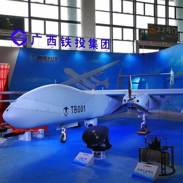 авиация,дрон,беспилотник, «Скорпион» наносит удар: Китай строит БПЛА грузоподъёмностью 20 тонн