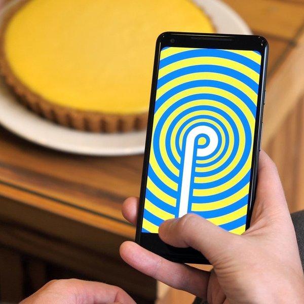 Android, Google показала новую Android 9 Pie
