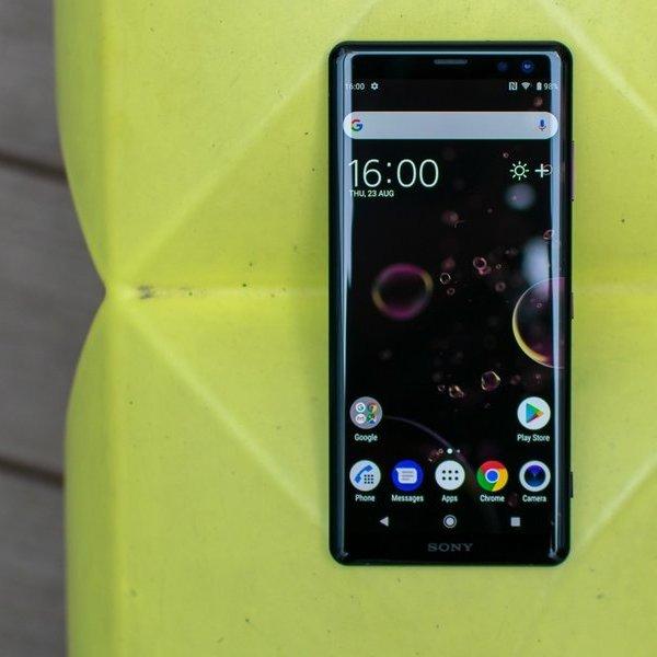 смартфон, Sony представила смартфон Xperia XZ3