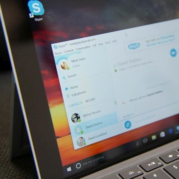 мессенджер, Microsoft опять перелицевала Skype и убила Snapchat-подобные функции